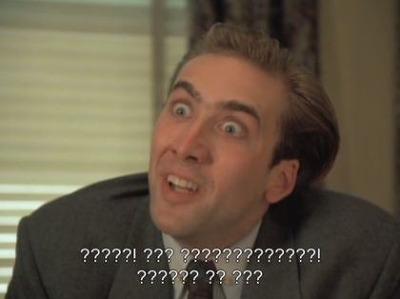 뭐 레전드짤 캐서방 표정 케서방 영화 장면 ?????